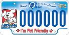 Ohio Pet Friendly Plate